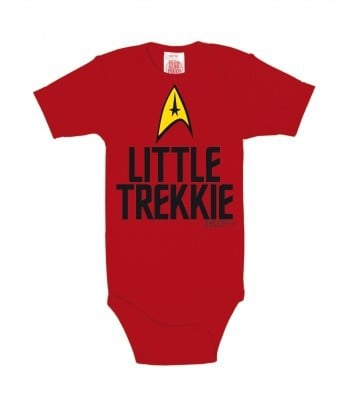 Star Trek - Little Trekkie Baby Body