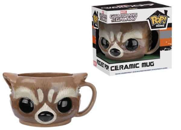 Funko POP! Homeware – Marvel Mugs – Rocket Ceramic Mug
