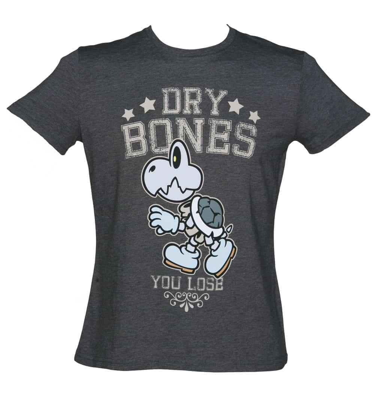 Nintendo - Dry Bones Grey Shirt