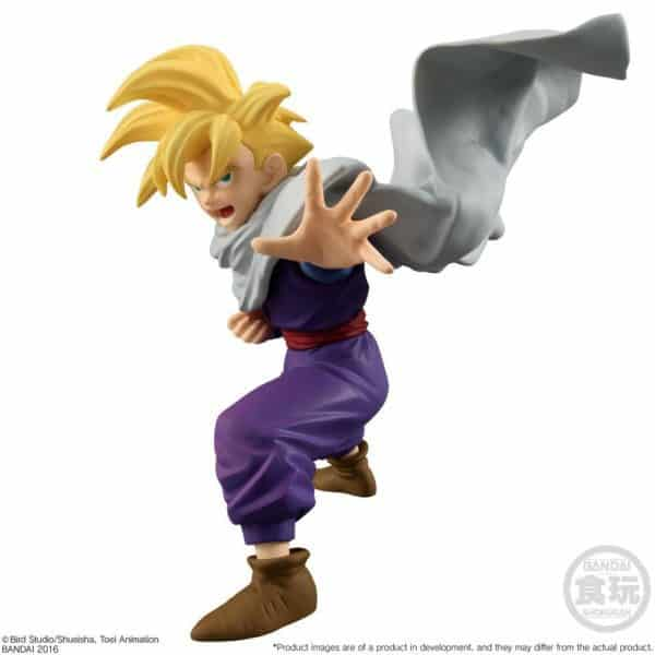 Dragonball Styling Collection Figure Son Gohan 9 cm
