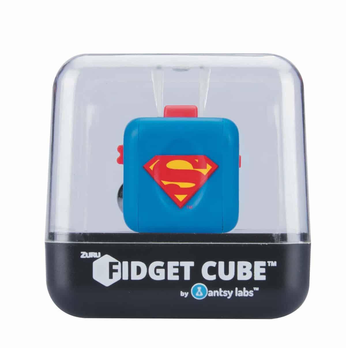 Zuru Antsy Labs Original Fidget Cube - Superman