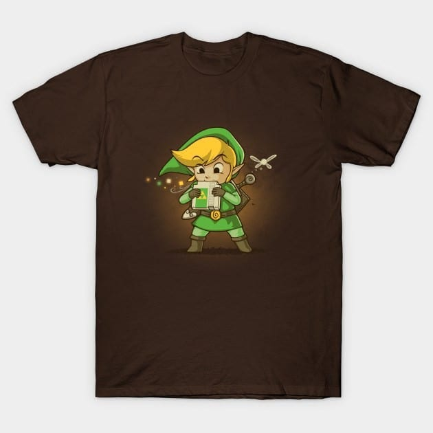 Zelda: Cartridge of Time T-shirt
