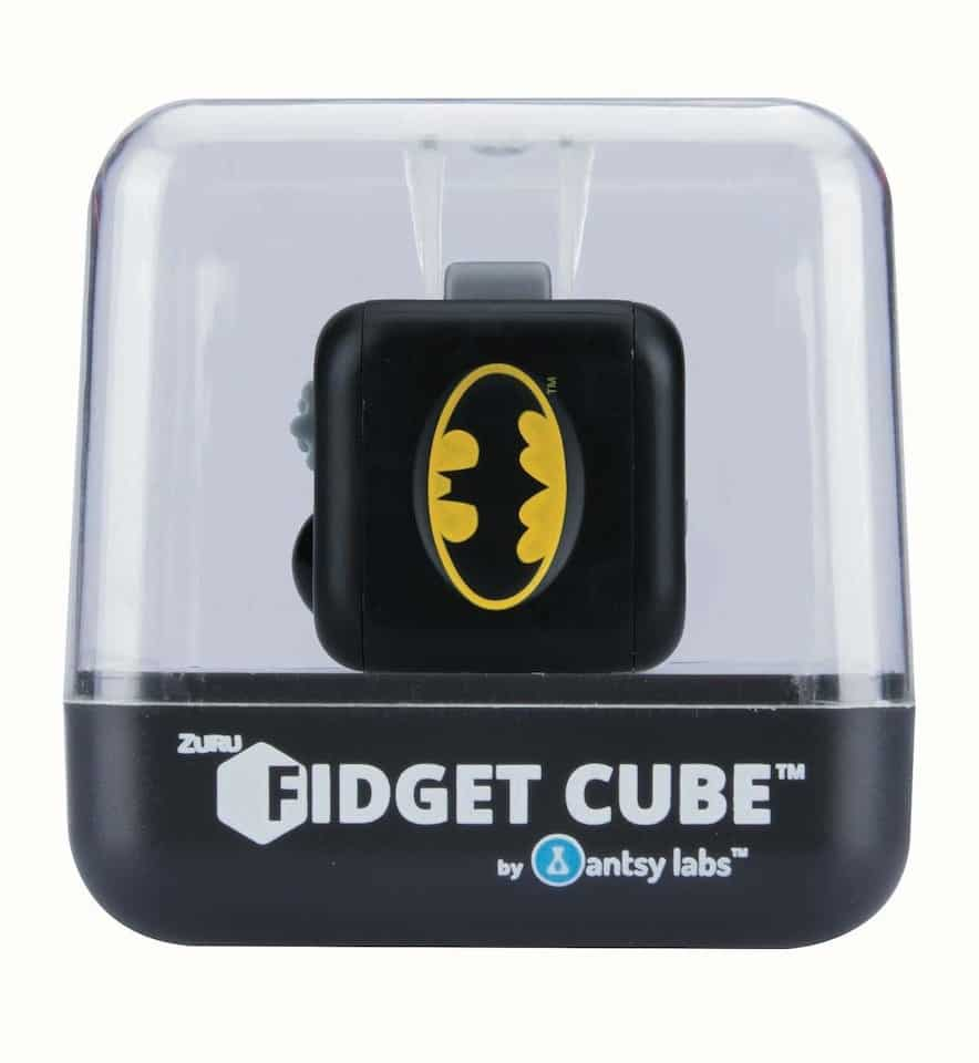 Zuru Antsy Labs Original Fidget Cube - Batman