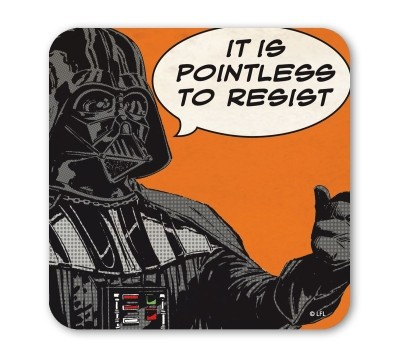 Coaster Star Wars - Darth Vader - Pointless