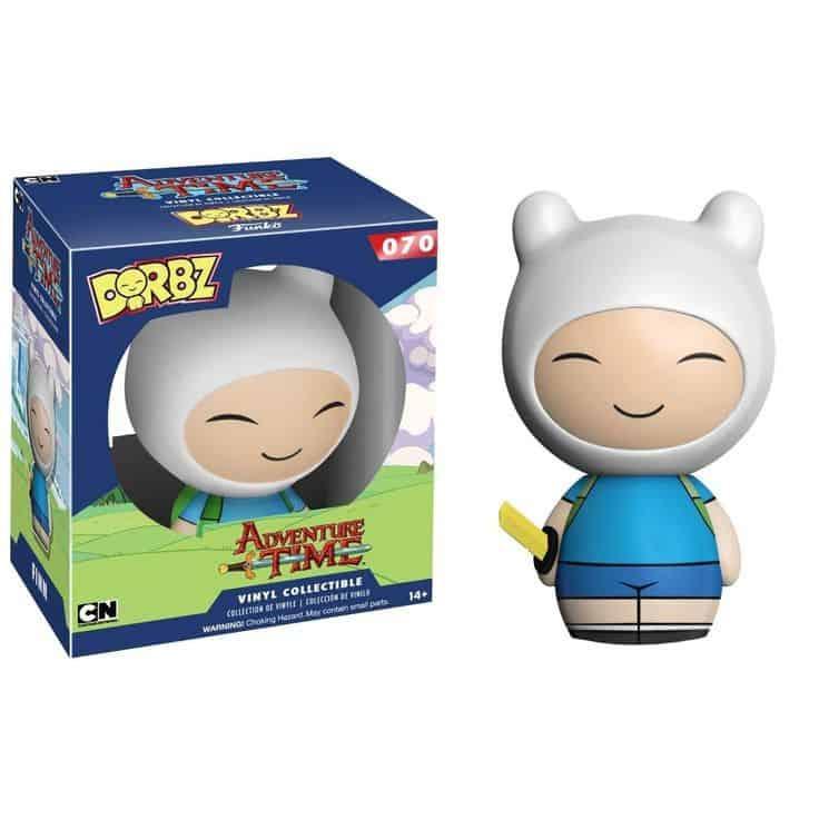 Funko Sugar Dorbz - Adventure Time: Finn - 8cm