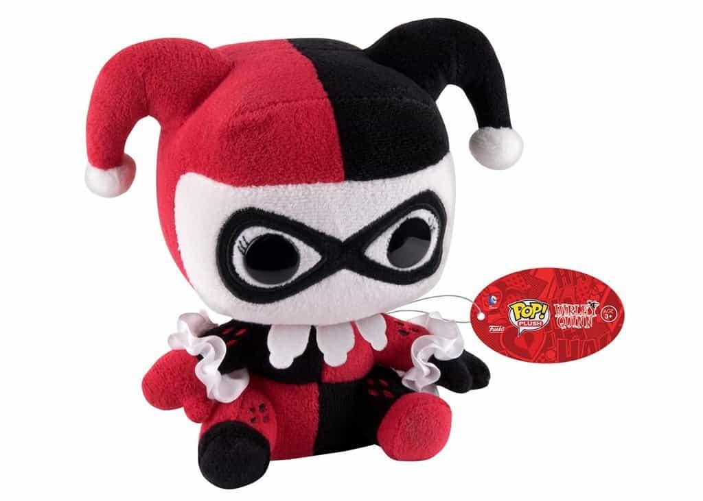 Funko POP! Plush Marvel - Harley Quinn Plush Action Figure 15cm