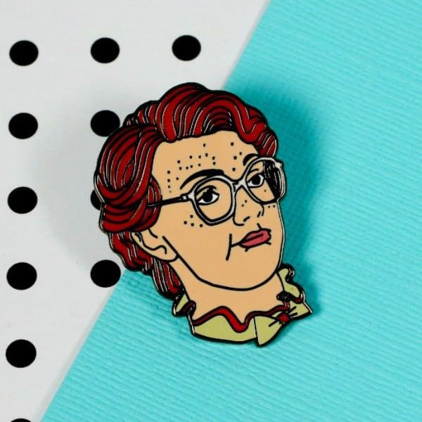 Punky Pins Barb Pin