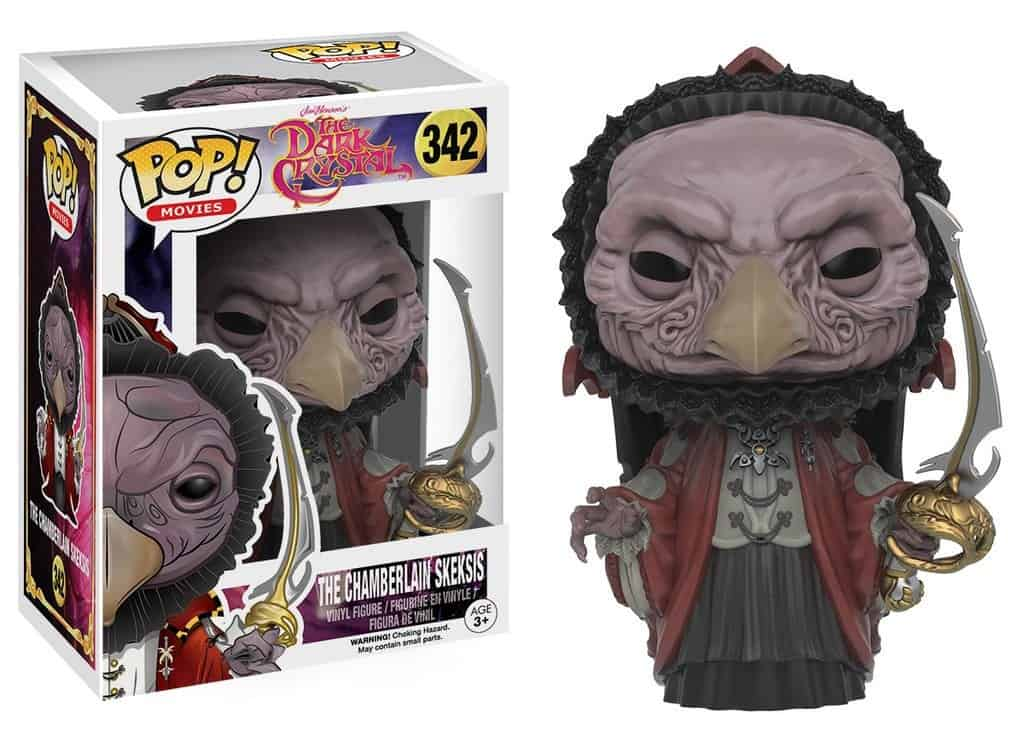 Funko POP! The Dark Crystal - Chamberlain Skeksis Vinyl Figure 10cm