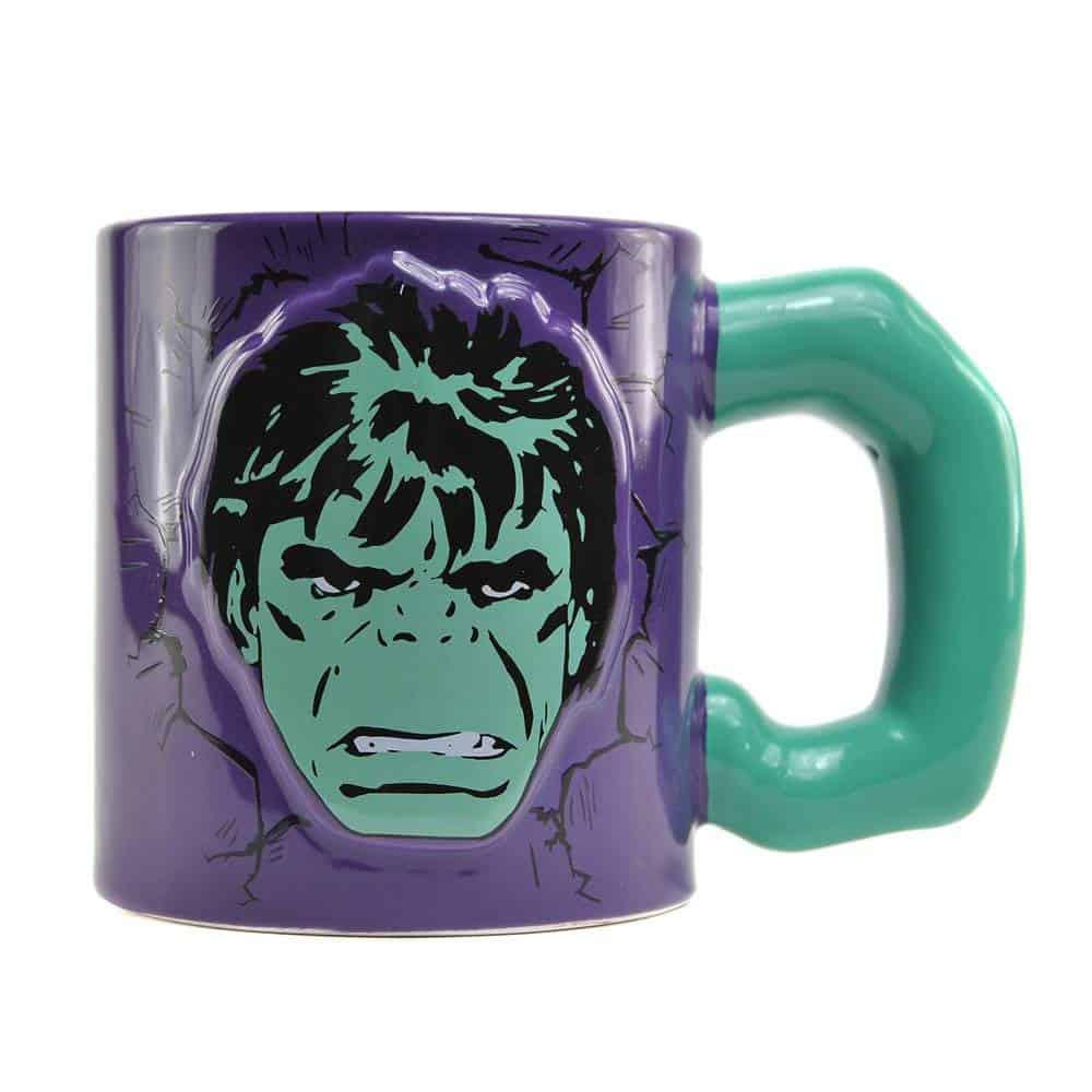 Marvel Comics Embossed Mug Hulk