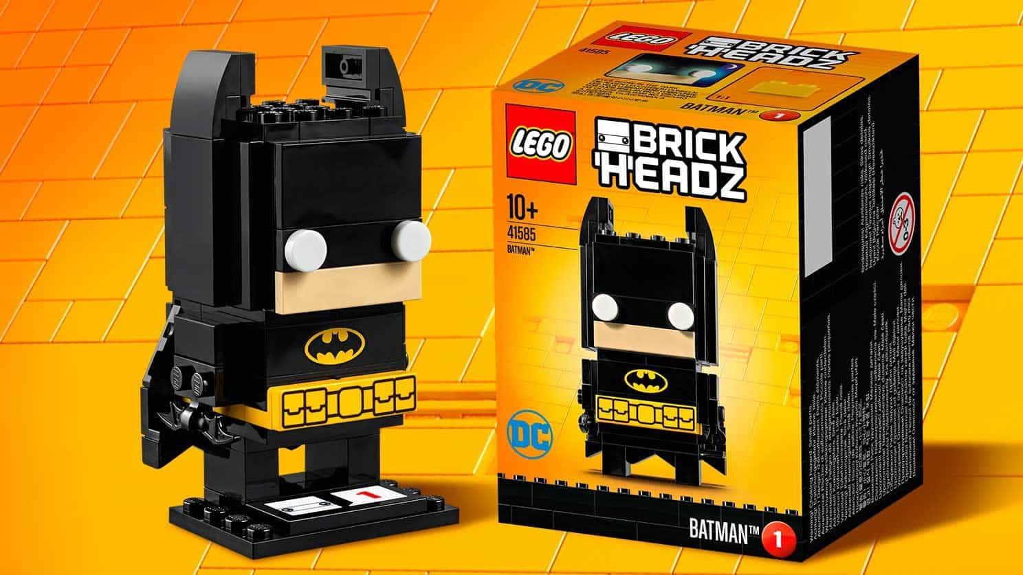 LEGO® BrickHeadz The LEGO® Batman Movie™ Batman
