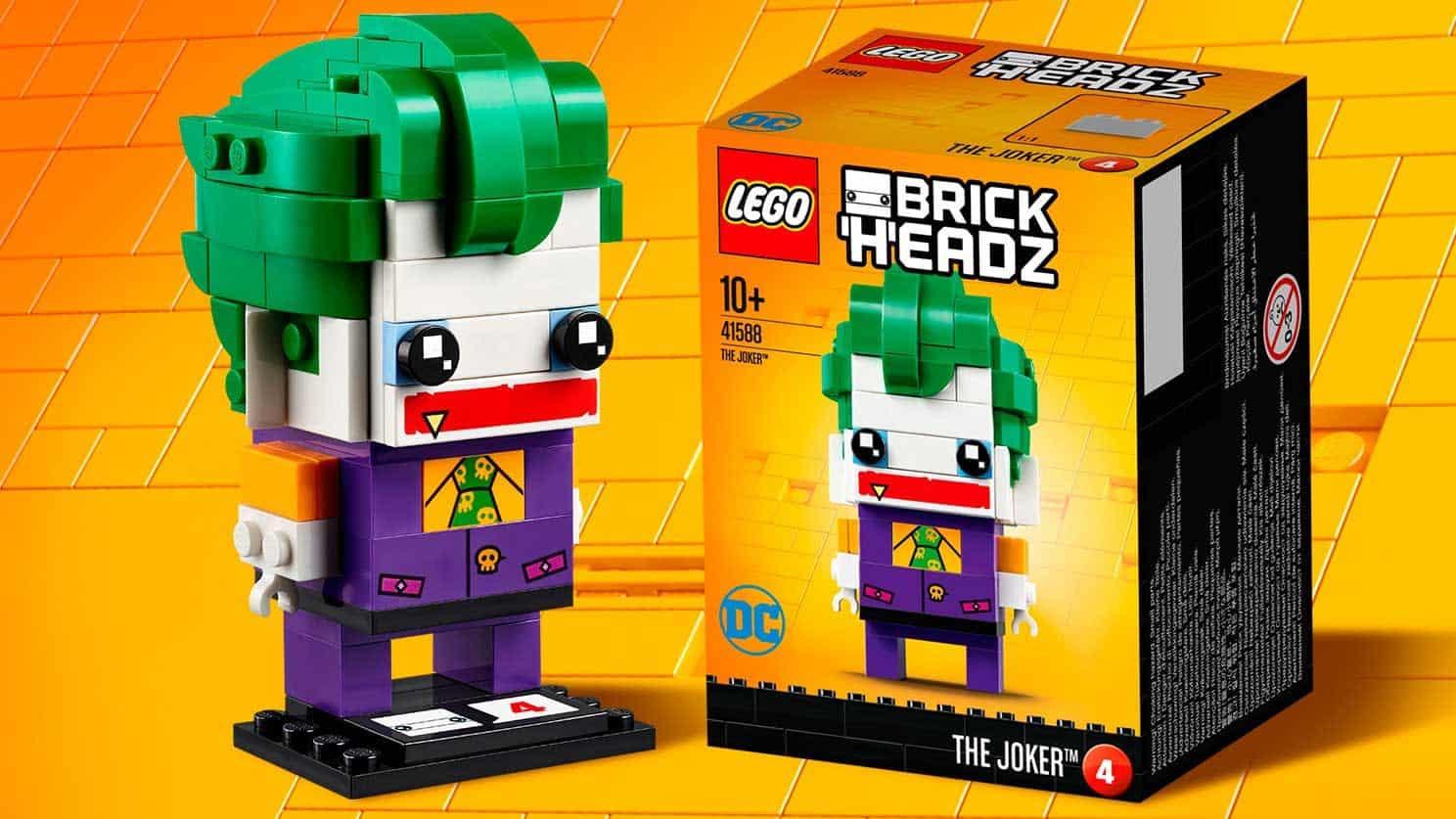 LEGO® BrickHeadz The LEGO® Batman Movie™ The Joker