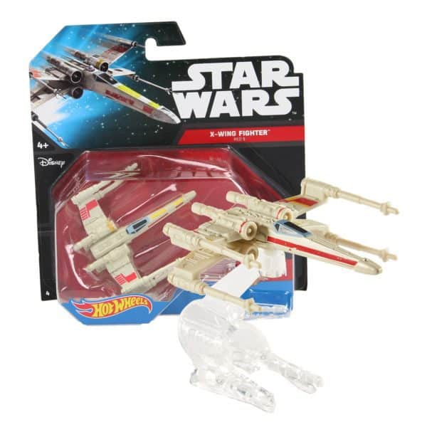 Hot Wheels Star Wars Starship Voertuig - X-Wing Fighter