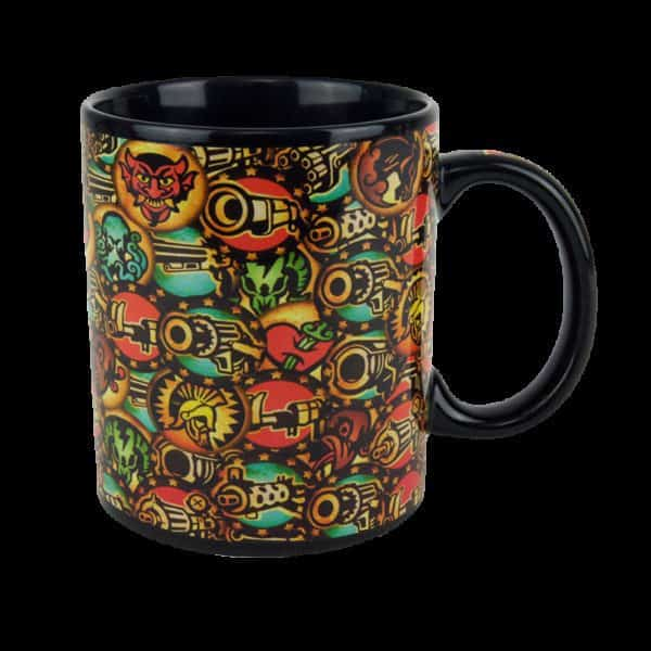 Bioshock Mug – Plasmids