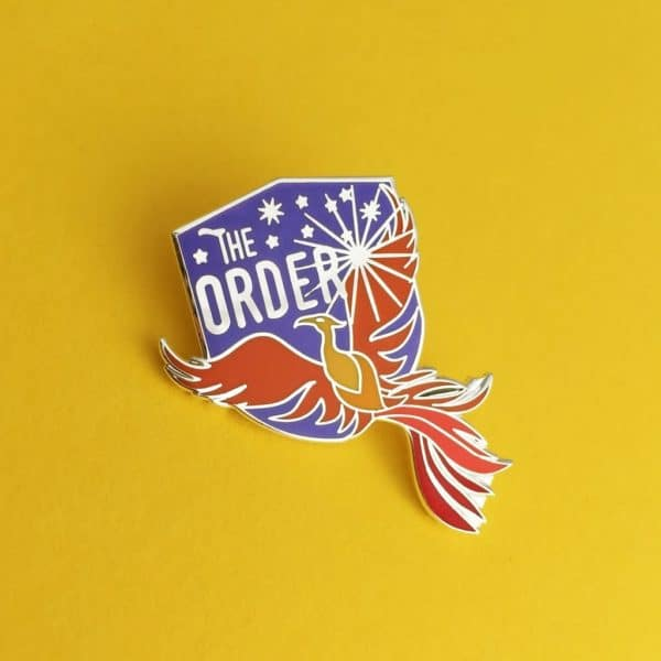 HOYFC The Order Pin