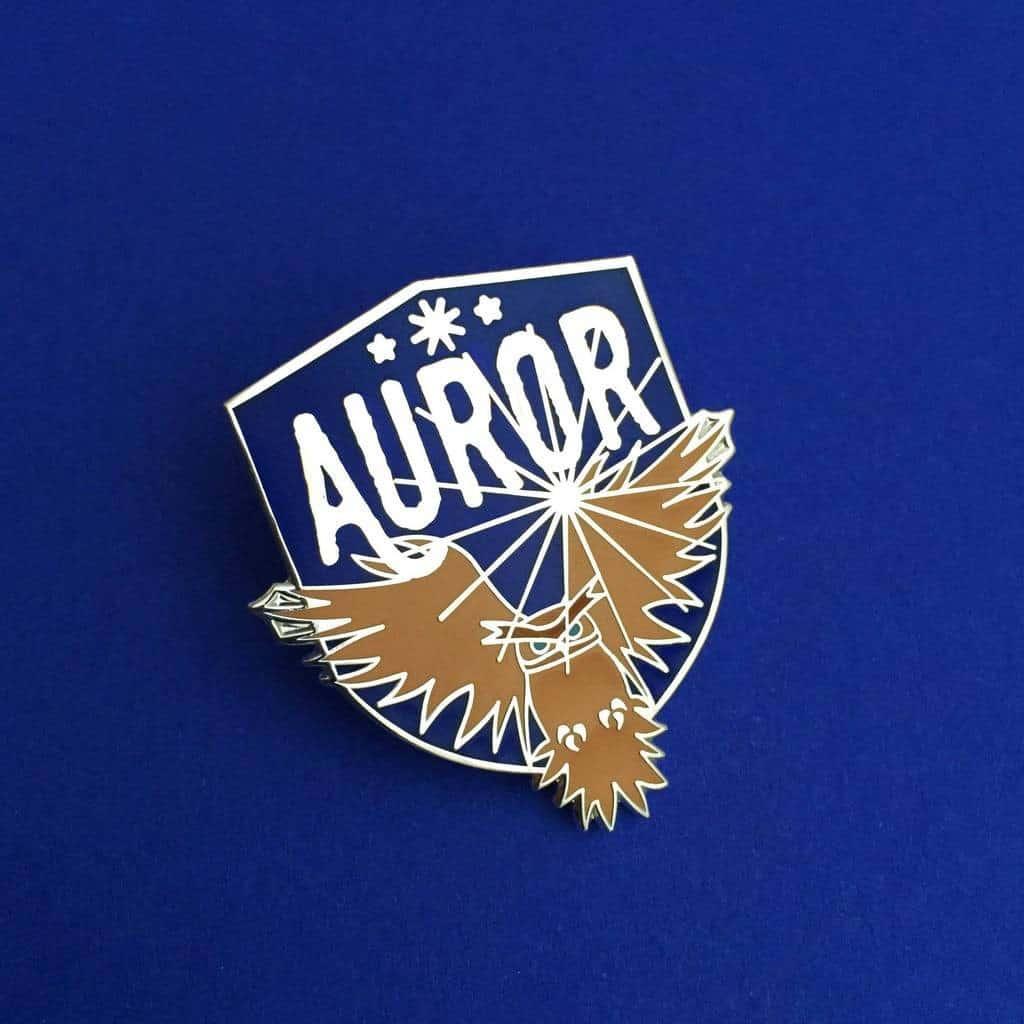 HOYFC Auror Pin