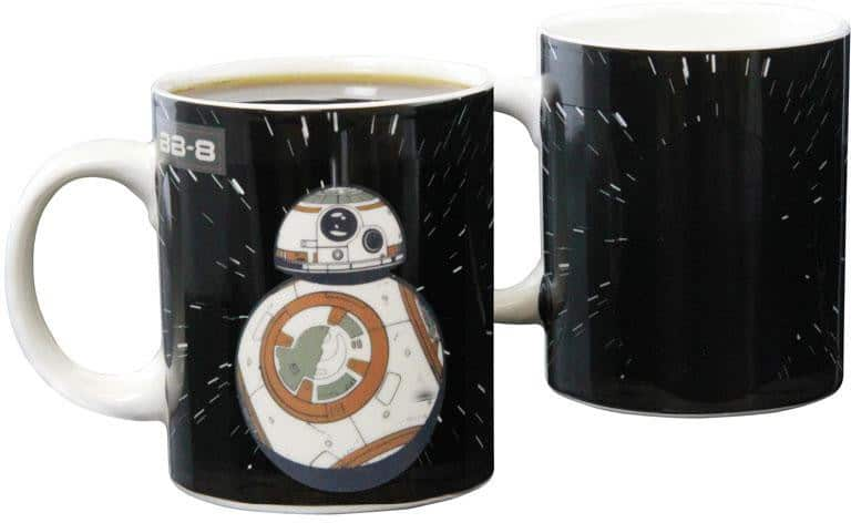 Star Wars: BB-8 Heat Change Mug