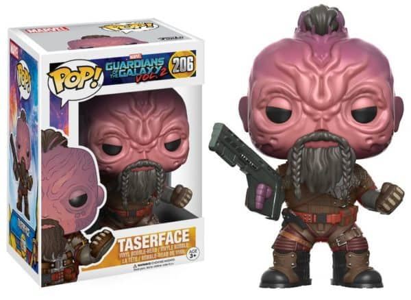 Funko POP! – Guardians of the Galaxy vol. 2 TASERFACE Vinyl Figure 10cm