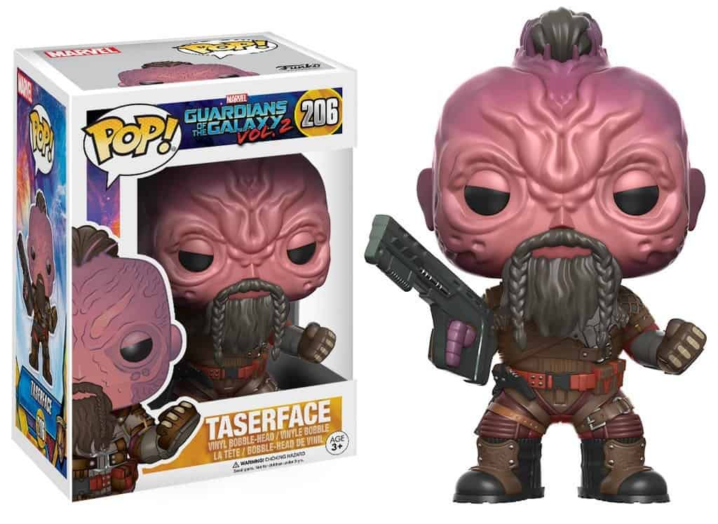 Funko POP! - Guardians of the Galaxy vol. 2 TASERFACE Vinyl Figure 10cm