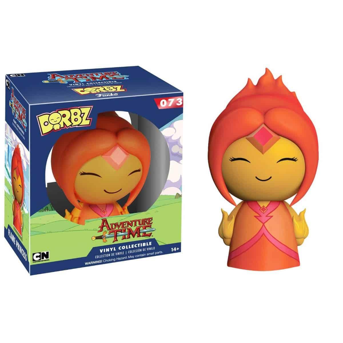 Funko Sugar Dorbz - Adventure Time: Flame Princess - 8cm