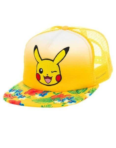 Pokémon - Pikachu Trucker Snapback