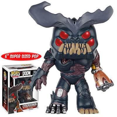 Funko POP! Games: Doom - Oversized Cyberdemon