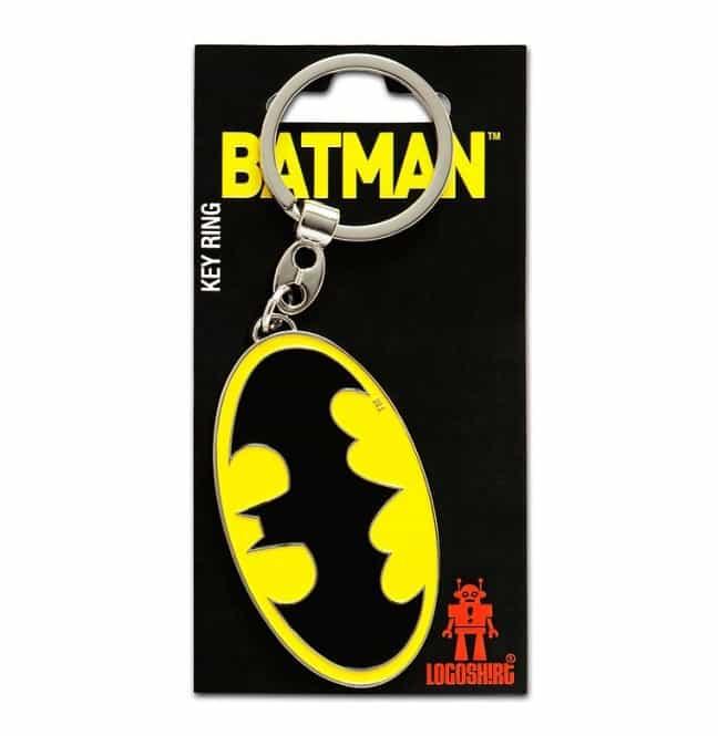 Batman Logo Keyring