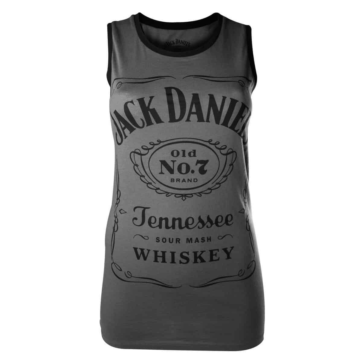 Jack Daniel's - Female Tanktop