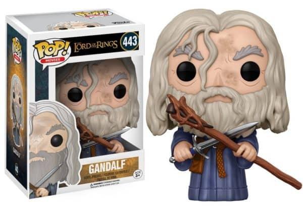 Funko POP! Movies Lord Of The Rings – Gandalf Vinyl Figure 10cm