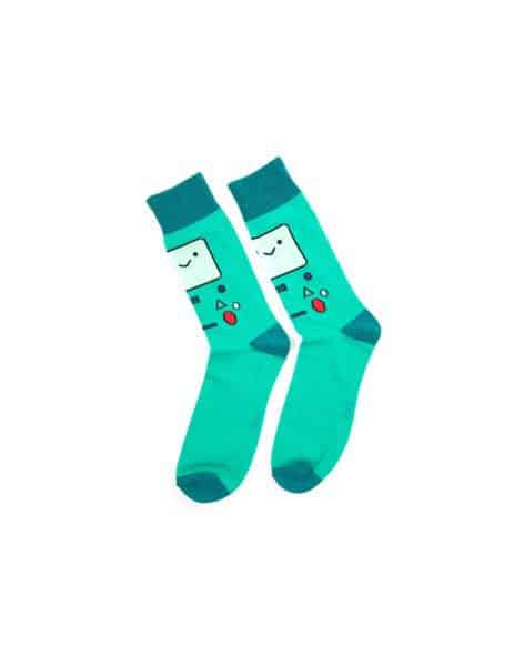 Adventure Time – Beemo Crew Socks