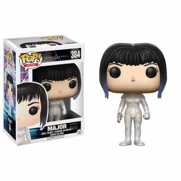 Funko POP! Ghost In the Shell – Major Vinyl Figure 10cm