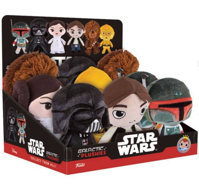copy of Funko Plushies Star Wars- Han Solo