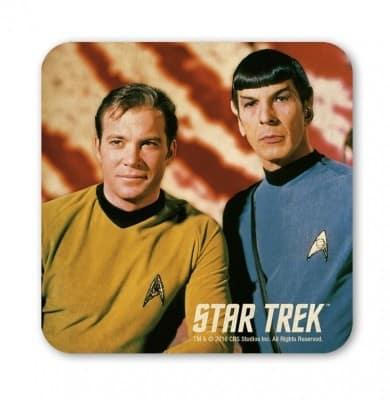 Star Trek - Kirk And Spock - Coasters