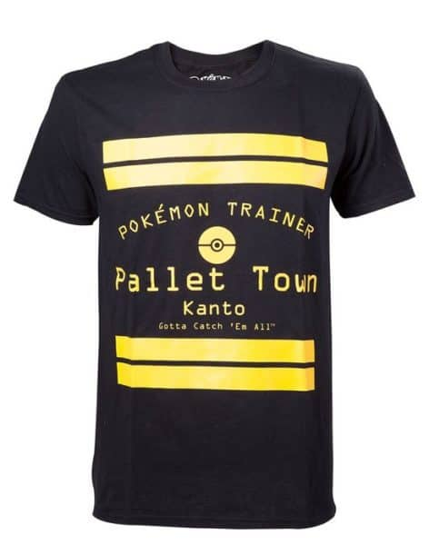 Pokémon T-Shirt Pallet Town