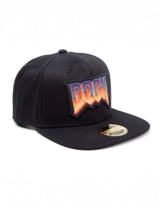 DOOM – Logo Snapback Cap