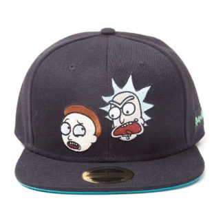 Rick And Morty – Characters Snapback