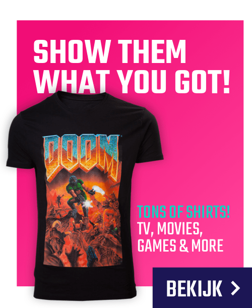 Tons of shirts! Tv, movies, games & more