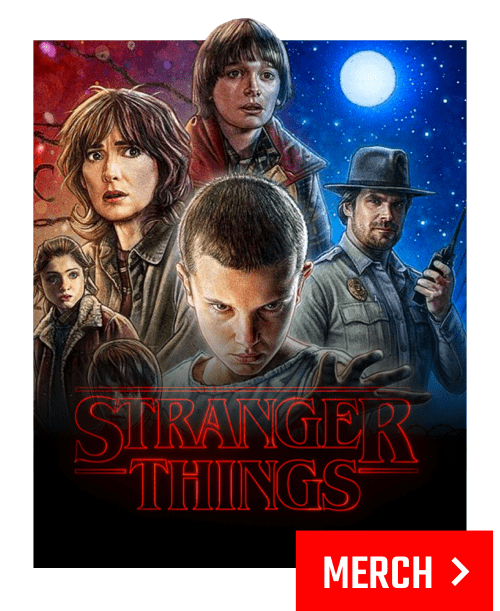 Stranger Things (Netflix) Merchandise