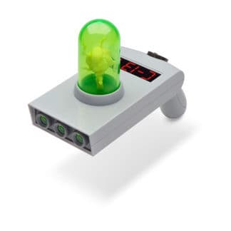 Funko Animation – Rick and Morty Portal Gun Toy with Light & Sound Effects