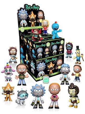 Funko Mystery Mini – Rick and Morty Mini Figure 5cm Assortment