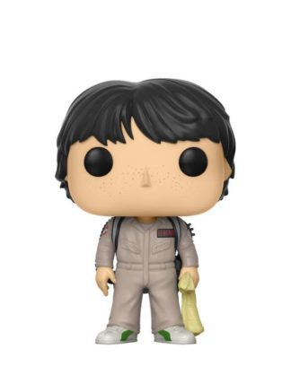 Funko POP! Stranger Things TV Vinyl Figure Mike Ghostbuster 9 cm