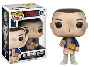 Funko POP! Stranger Things TV Vinyl Figures Eleven With Eggos 9 cm