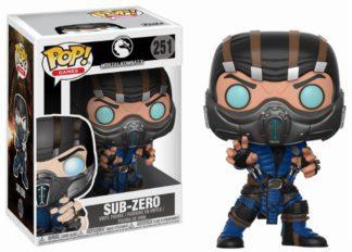 Games Mortal Kombat – Sub-Zero