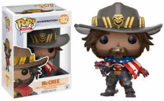 Games Vinyl Figure McCree 9 cm