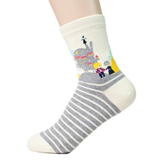 Ghibli Socks Howl's Moving Castle Maat 37-42