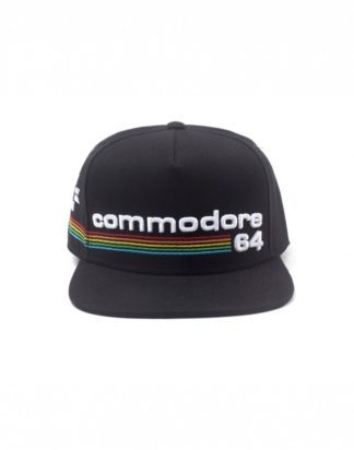 Commodore 64 – Full Rainbow Snapback