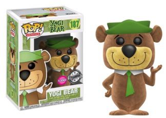 Funko POP! Yogi Bear – Flocked Vinyl Figure 10cm