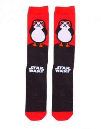 Star Wars – The Last Jedi – Porgs Crew Socks
