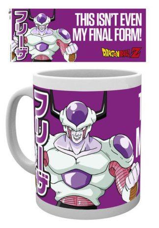 Dragon Ball Z Frieza Mug