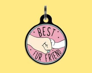 HOW BFF Pet Tag
