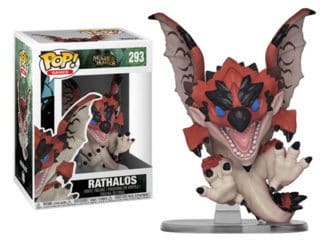 Funko POP! Games Monster Hunters Rathalos